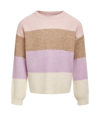 Only Kids Kids Only : Trui Sandy (Sepia rose)
