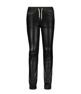 Like Flo Like Flo : Zwarte nepleren broek
