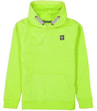 Garcia Garcia : Felgroene hoodie (Canary)
