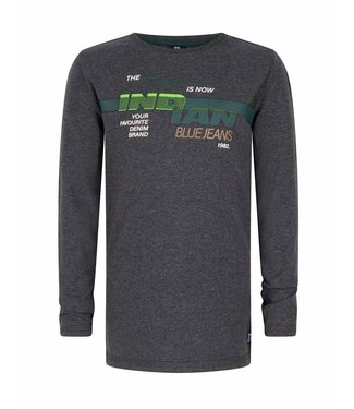 Indian Blue Jeans Indian Blue Jeans : Longsleeve Indian (Grey)