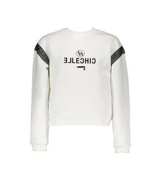 Elle Chic Elle Chic : Witte sweater
