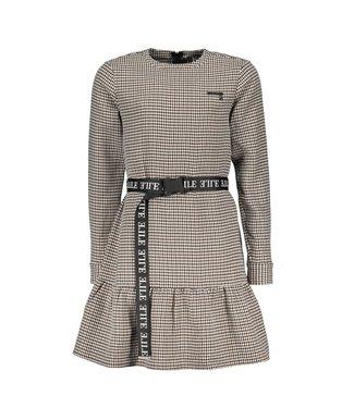 Elle Chic Elle Chic : Geruit kleedje met riem