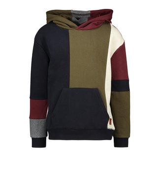 Like Flo Like Flo : Colorblock hoodie
