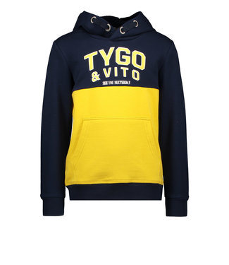 Tygo & Vito Tygo & Vito : Hoodie Tygo (Geel)
