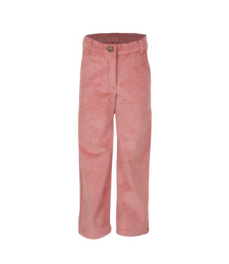 Someone Someone : Velours broek Suze (Old pink)