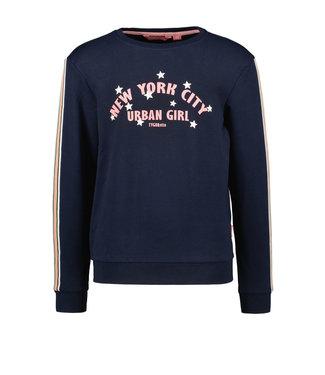 Tygo & Vito Tygo & Vito GIRLS : Blauwe sweater