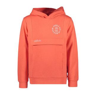 Tygo & Vito Tygo & Vito GIRLS : Oranje hoodie