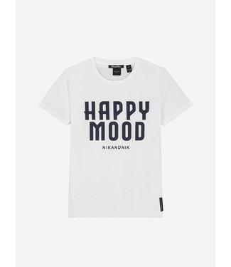 Nik & Nik Nik & Nik : T-shirt Happy (Off white)