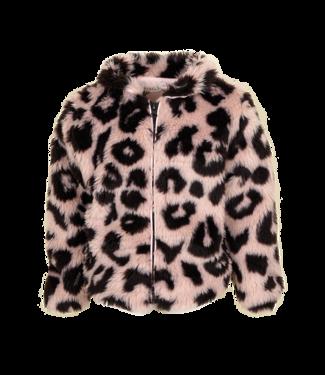 Mini Rebels Mini rebels : Warme vest Nuna (Light pink)