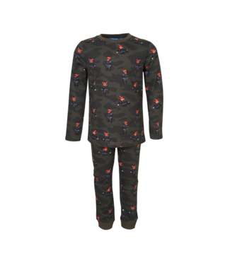 Someone Someone : Pyjama Dormir (Khaki)