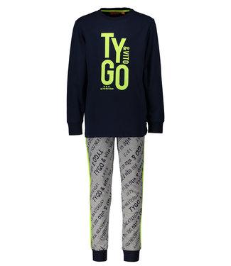 Tygo & Vito Tygo & Vito : Pyjama (Blauw)