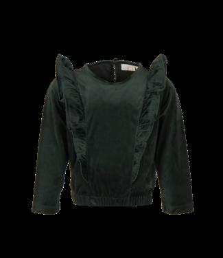 Mini Rebels Mini Rebels : Sweater Nuna (Dark green)