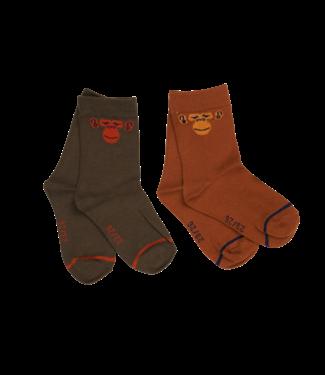 Someone Someone : Duopack kousen Feet (Aap)