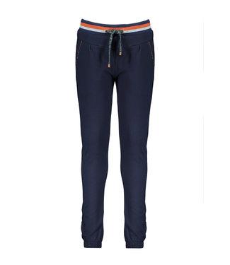 Nono Nono : Stoffen blauwe broek