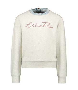 Like Flo Like Flo : Sweater met kraagje