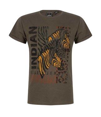 Indian Blue Jeans Indian Blue Jeans : T-shirt Zebra