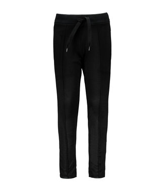 Tygo & Vito Tygo & Vito : Zwarte joggingbroek met stiksel