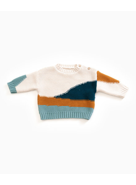Play up Knitted Sweater / kids