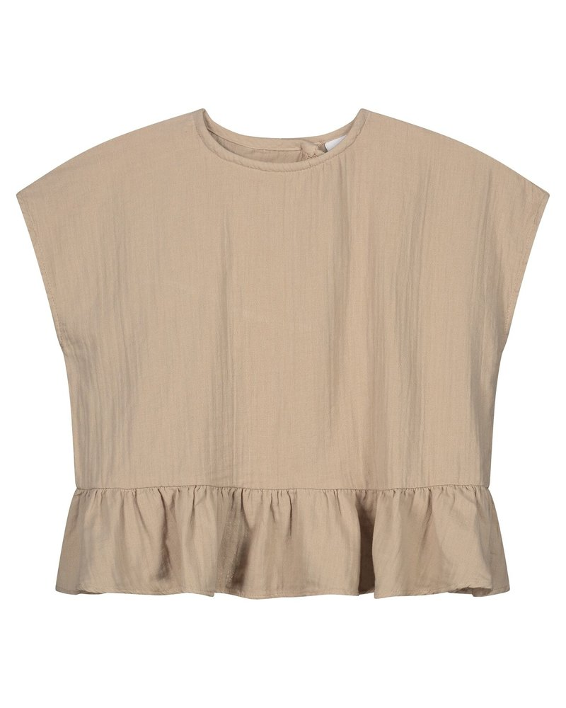 Daily Brat Chloe top ivory