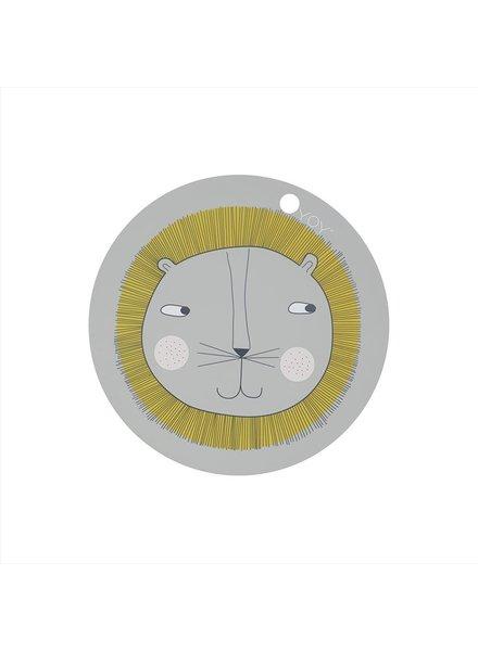 OYOY Living Design  Placemat Lion