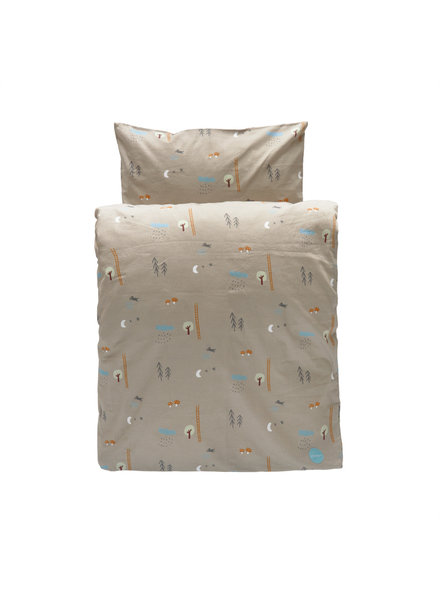 OYOY Living Design  Happy Forest Bedding - Baby