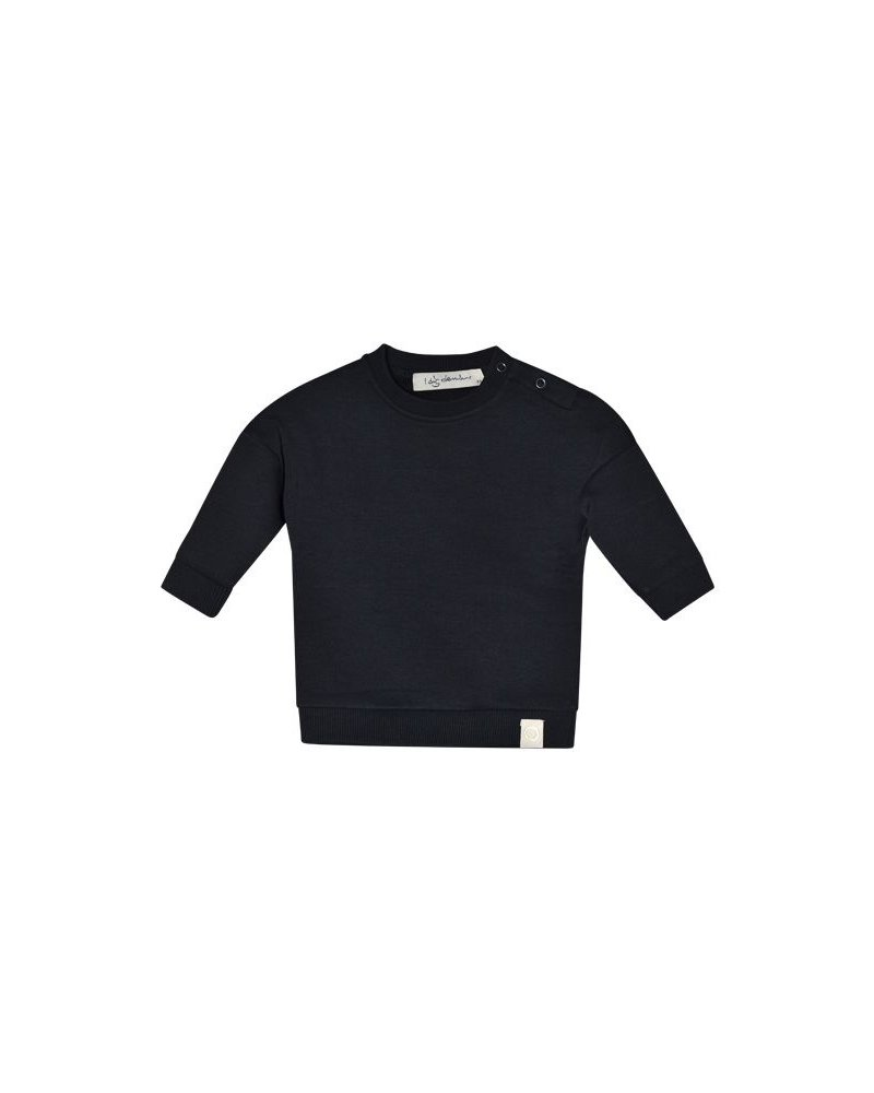I Dig Denim Marlo sweater organic baby