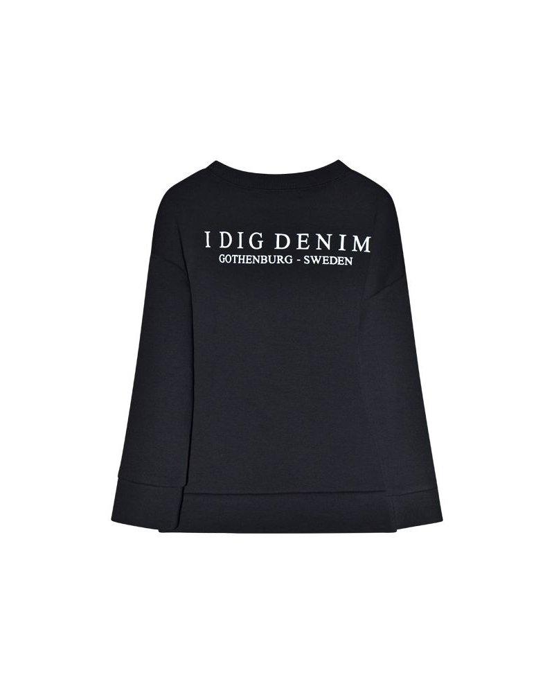 I Dig Denim Marlo sweater organic kids