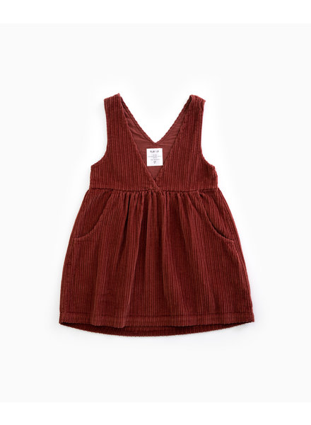 Play up Corduroy Dress