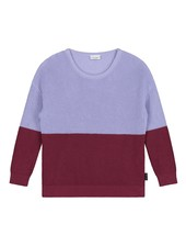 Daily Brat Georgie knitted sweater lilac