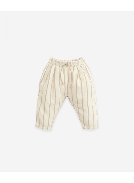 Play up Striped Woven Trousers: laatste maat 9M