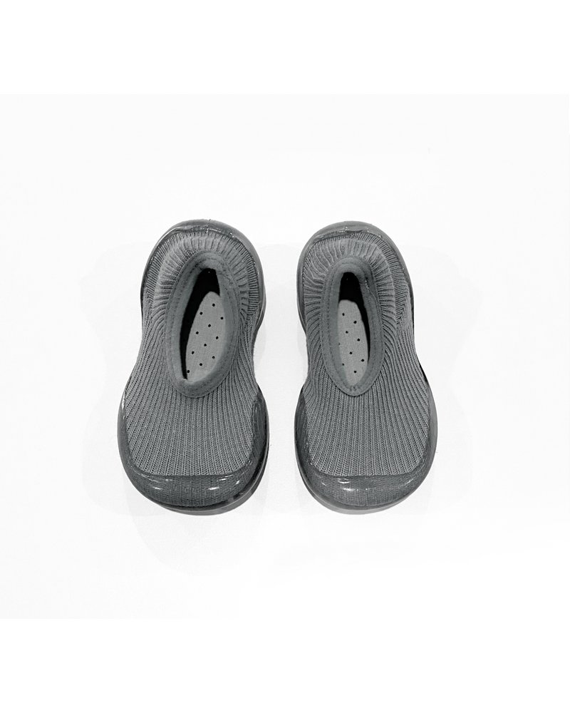Mrs. Ertha Summer Mocs Grey/ Steel