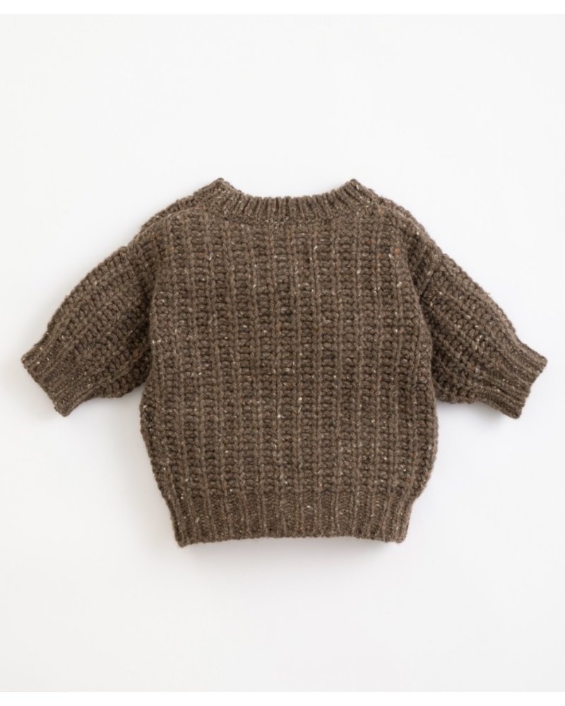 Play up Tricot Sweater