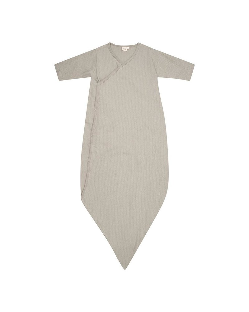 Little Indians Sleeping bag with knot : abbey stone