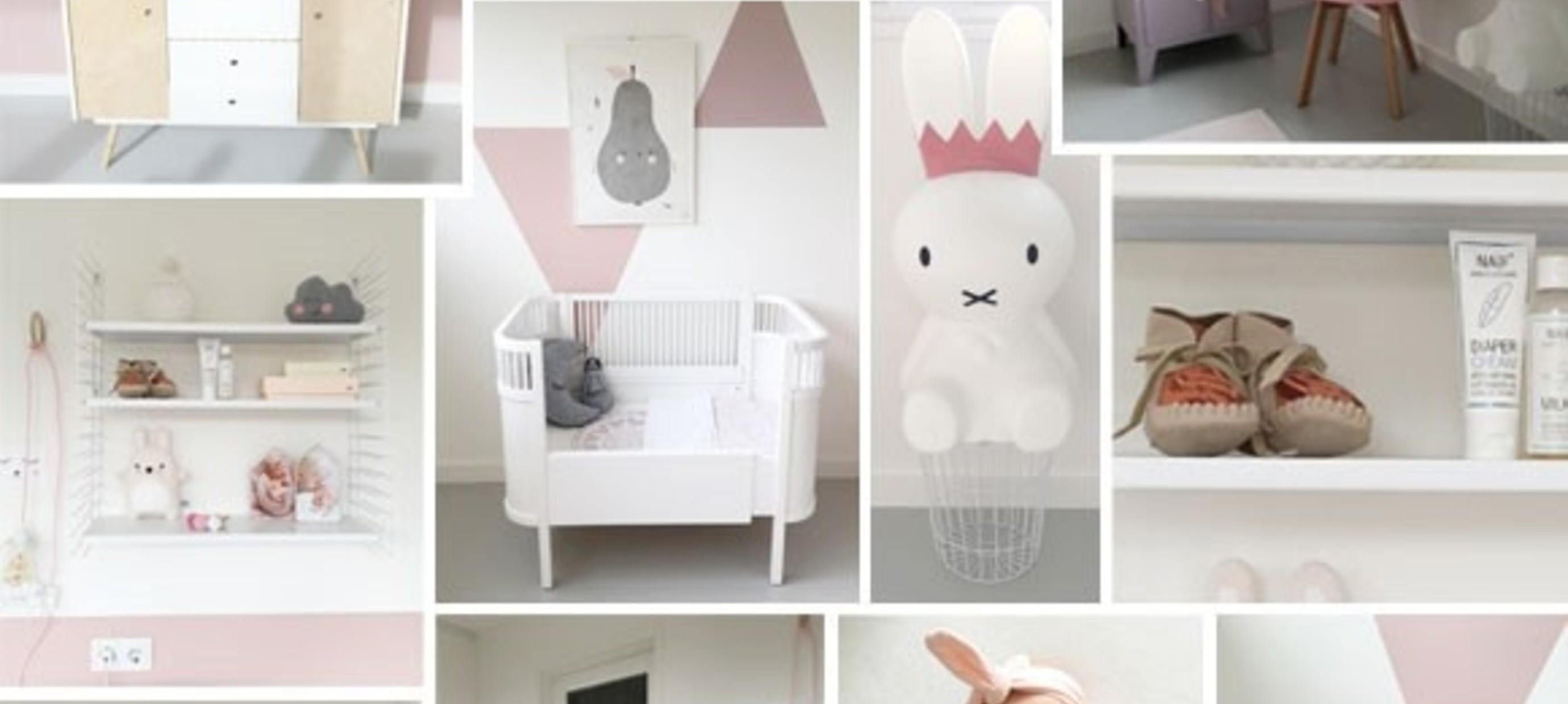 Een kijkje in het kamertje van kleine Vieve