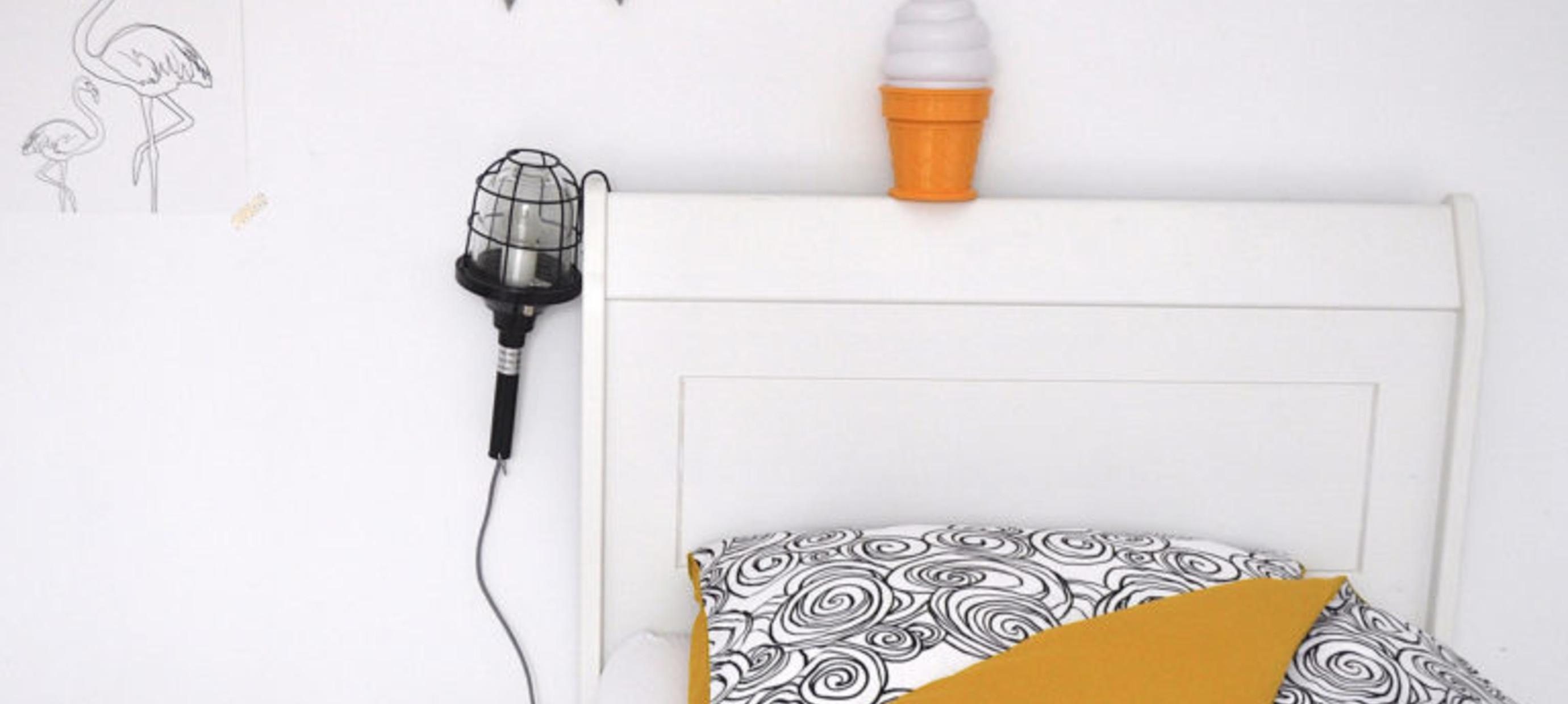 Tuck-Inn beddengoed, ideaal voor baby's en kids die zich bloot trappelen