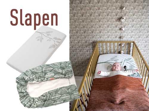 Het is belangrijk dat je kindje in een veilig opgemaakt bedje slaapt. Hier lees je wat je daarvoor nodig hebt.