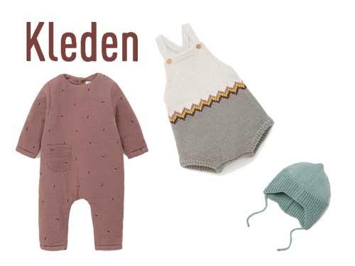 Deze kleertjes kun je alvast aanschaffen vóór de geboorte.