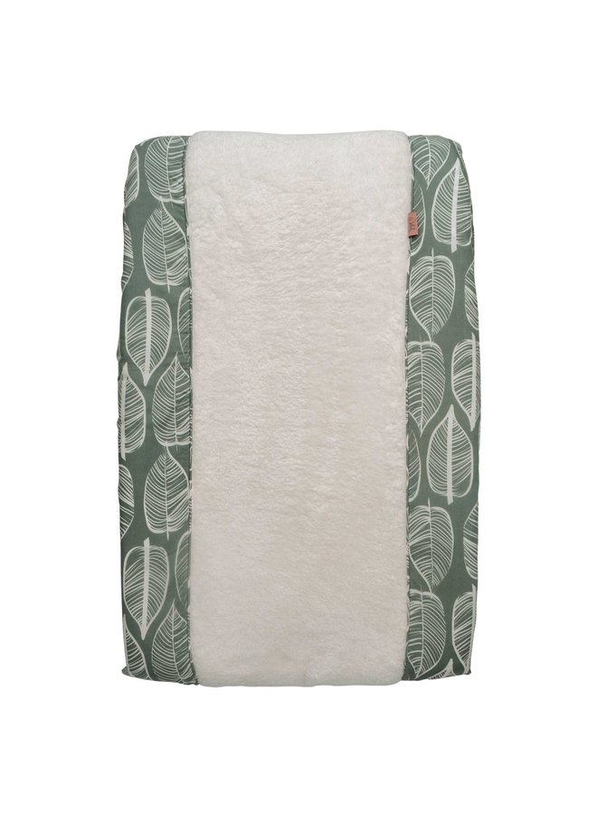 Changing pad cover Beleaf Sage Green