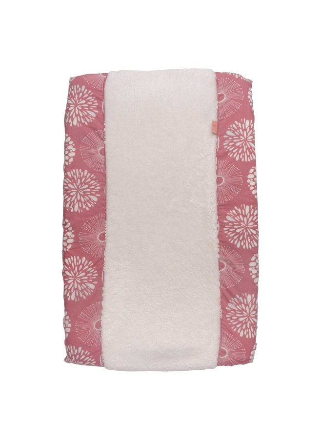 Changing pad cover Sparkle Rose