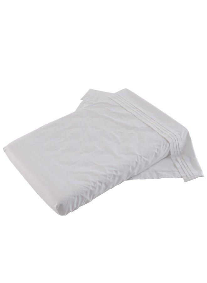 Tuck-Inn® ledikantlaken wit