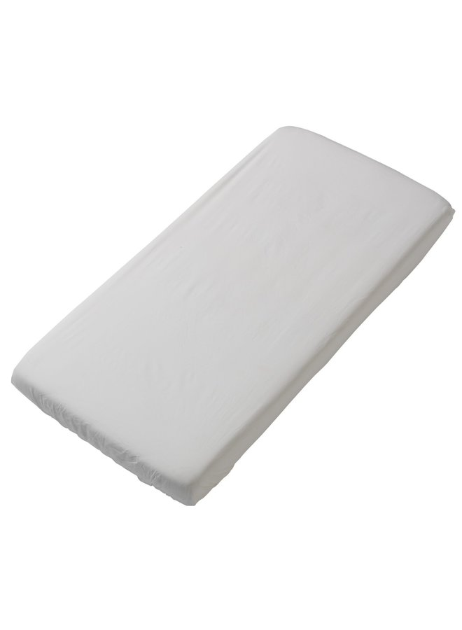 Fitted sheet 60x120 offwhite