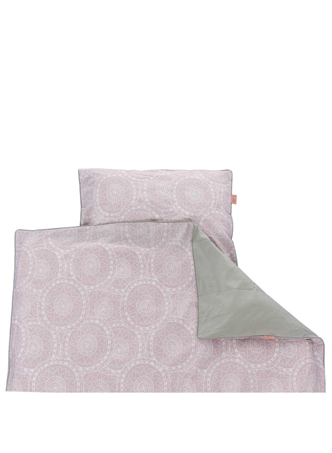 Tuck-Inn® dekbedovertrek 120x150 (junior, peuter) Little Lof Misty Pink