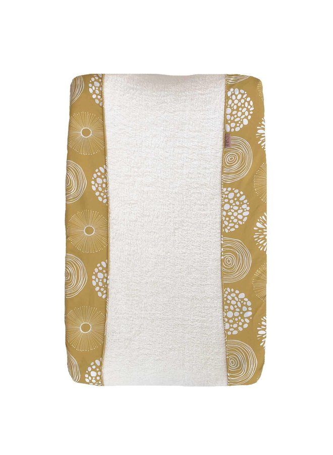 Changing pad cover Sparkle Sweet Honey
