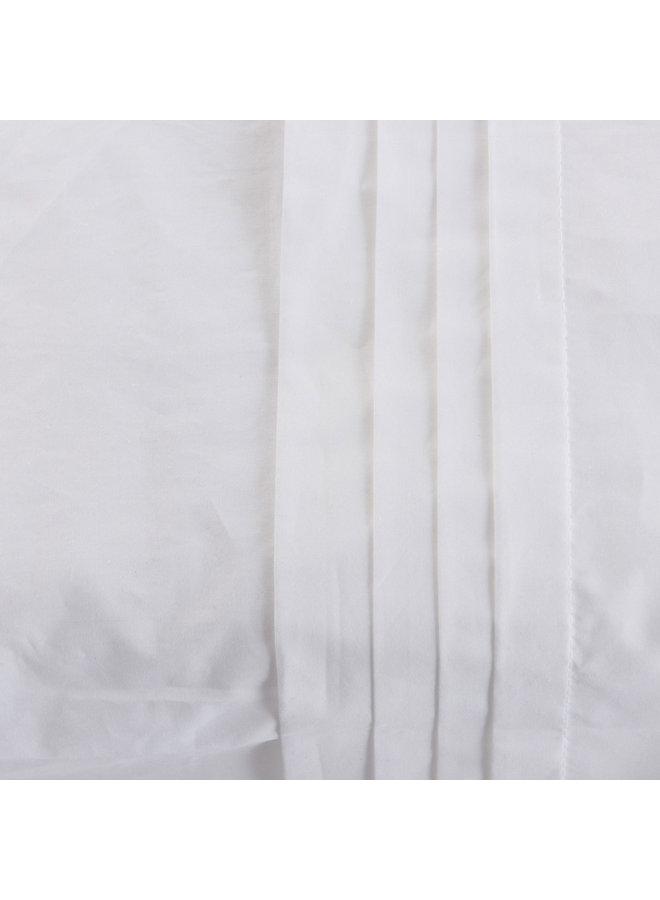 Tuck-Inn® bassinet sheet white