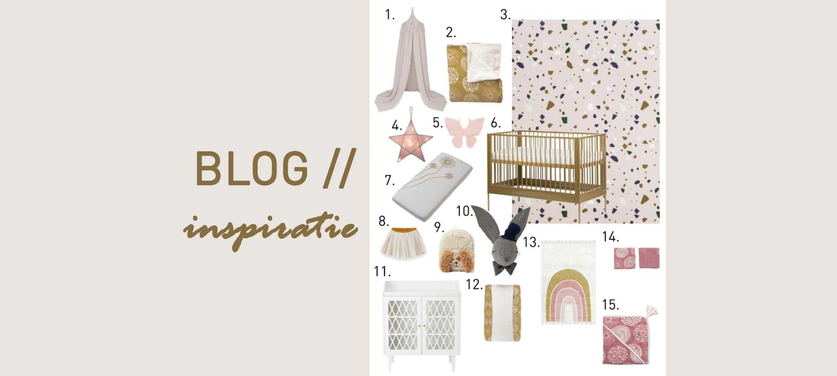 Jolanda LOFS - baby girl nursery