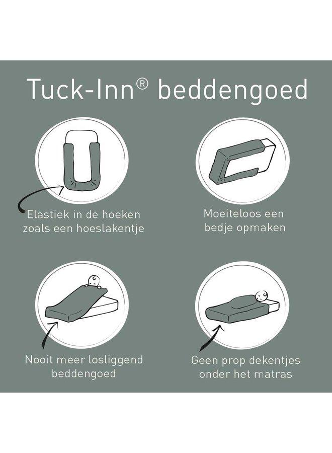 Tuck-Inn® ledikantdeken Ombre Sage Green