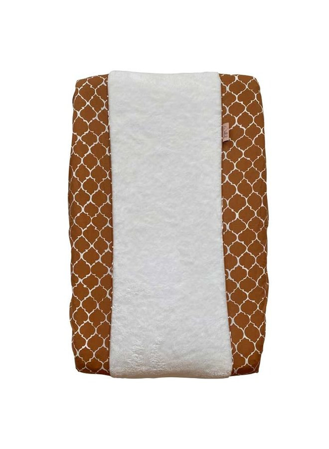 Changing pad cover Once upon a dream Hazel brown