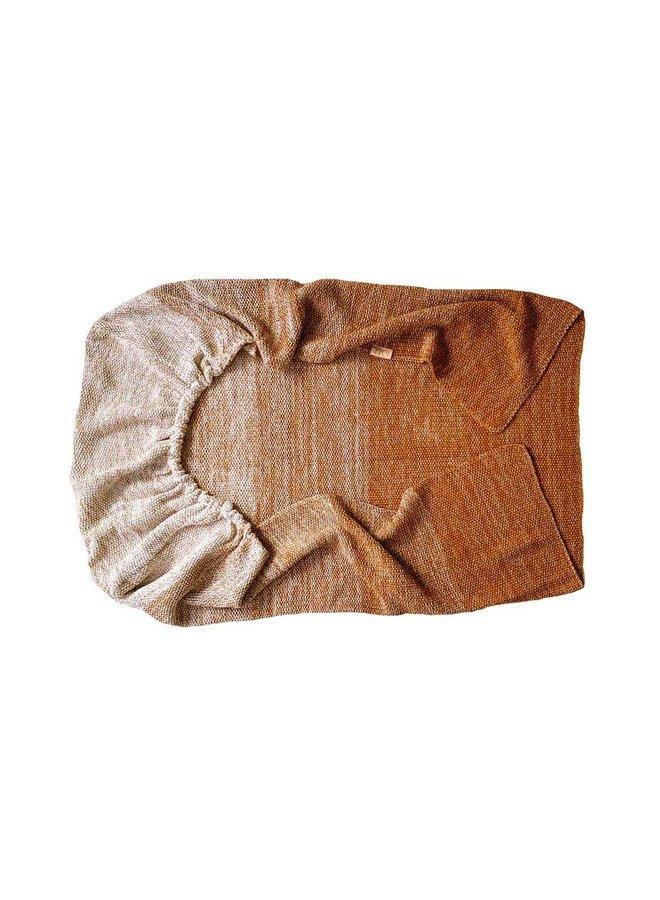 Tuck-Inn® wieg/Maxi-Cosi deken Ombre Hazel brown