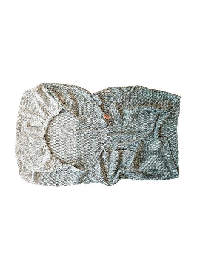 Tuck-Inn® bassinet blanket Ombre Sage green