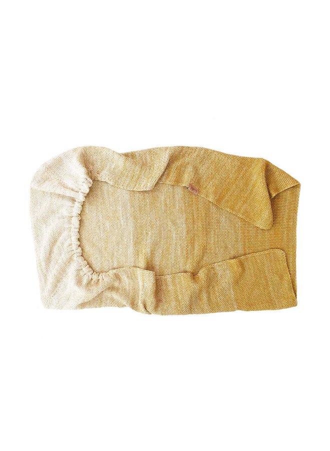 Tuck-Inn® bassinet blanket Ombre Sweet honey